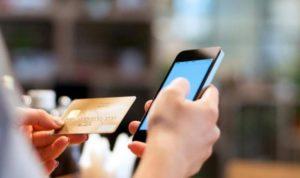 Оплата мобильной связи картой
